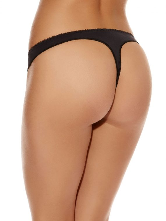 Deco – Black – Thong3